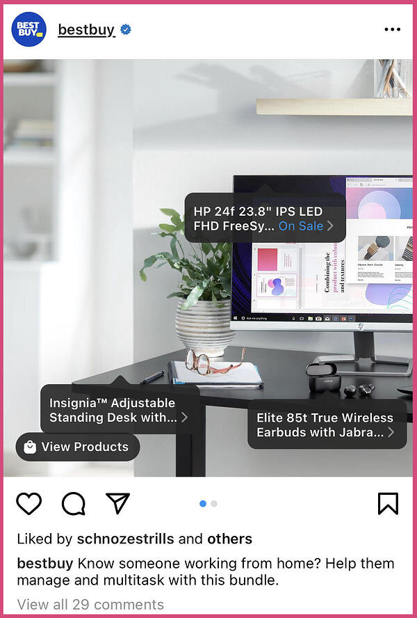 instagram shoppable tag posts
